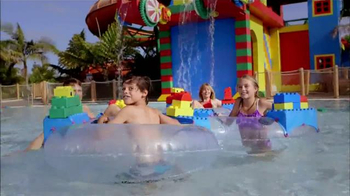 LEGOLAND Legend of Chima Water ParkTV Spot, 'Imagination' - Thumbnail 1