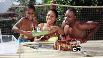 LEGOLAND Legend of Chima Water ParkTV Spot, 'Imagination'