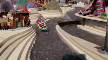 LEGOLAND Legend of Chima Water ParkTV Spot, 'Imagination' - Thumbnail 4