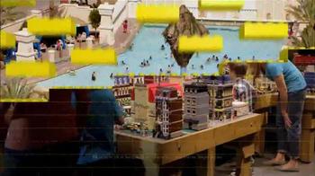 LEGOLAND Legend of Chima Water ParkTV Spot, 'Imagination' - Thumbnail 5