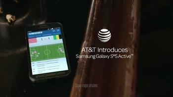 AT&T Samsung Galaxy S5 Active TV Spot, 'Wood Chipper' - Thumbnail 1