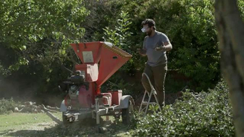 AT&T Samsung Galaxy S5 Active TV Spot, 'Wood Chipper'