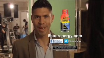 5 Hour Energy TV Spot, 'Are Champions Made or Born' Featuring Oribe Peralta - Thumbnail 10