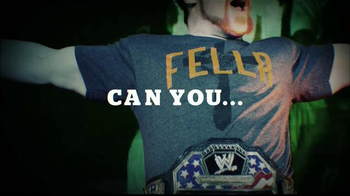 WWE Shop TV Spot, 'Find What Fits You' - Thumbnail 3