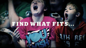 WWE Shop TV Spot, 'Find What Fits You' - Thumbnail 8
