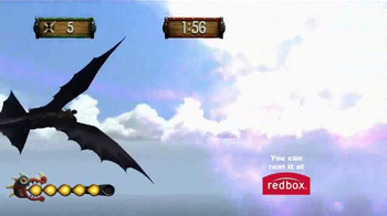 Dreamworks How To Train Your Dragon 2 Video Game TV Spot, 'Dragon Rider' - Thumbnail 6