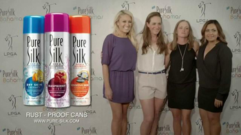 Pure Silk TV Spot, 'LPGA' Featuring Lizette Salas - Thumbnail 9