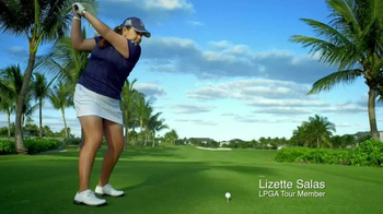 Pure Silk TV Spot, 'LPGA' Featuring Lizette Salas