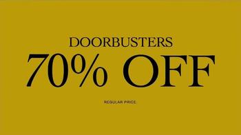 JoS. A. Bank TV Spot, 'DoorBuster' - Thumbnail 9