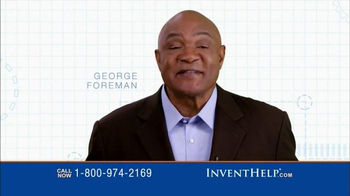 InventHelp TV Spot, 'Submit Your Idea' Featuring George Foreman - Thumbnail 2