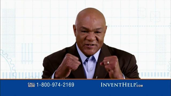 InventHelp TV Spot, \'Submit Your Idea\' Featuring George Foreman