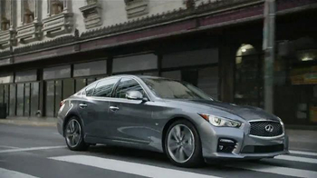 Infiniti Q50 TV Spot, 'Distracted Driving' - Thumbnail 4