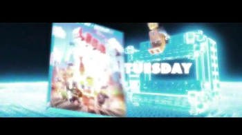 The LEGO Movie Blu-ray Combo Pack TV Spot - Thumbnail 1