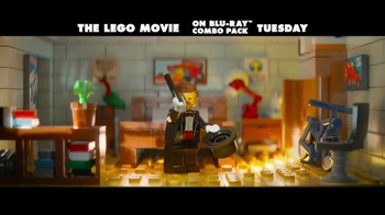 The LEGO Movie Blu-ray Combo Pack TV Spot - Thumbnail 2