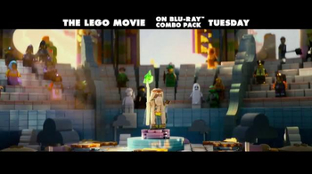 The LEGO Movie Blu-ray Combo Pack TV Spot - Thumbnail 3