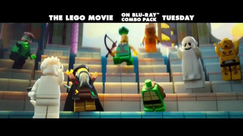 The LEGO Movie Blu-ray Combo Pack TV Spot - Thumbnail 4