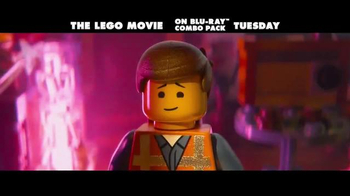 The LEGO Movie Blu-ray Combo Pack TV Spot - Thumbnail 5