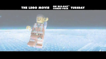 The LEGO Movie Blu-ray Combo Pack TV Spot - Thumbnail 6