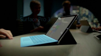 Microsoft Surface Pro 3 TV Spot, 'Puede Reemplazar Tu Laptop' [Spanish] - Thumbnail 9