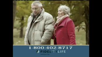 Fidelity Life TV Spot, 'Affordable'
