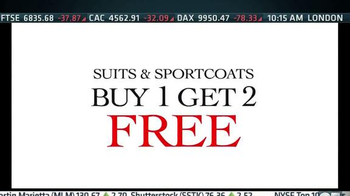 JoS. A. Bank Father's Day Sale TV Spot, 'Buy One Get 2 Free' - Thumbnail 8