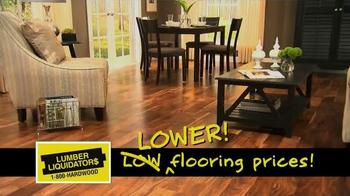 Lumber Liquidators TV Spot, 'Buy More, Save More' - Thumbnail 1