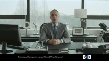Comcast Business TV Spot, 'Ten Second Test' - Thumbnail 1