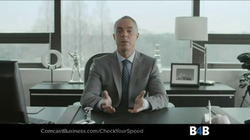 Comcast Business TV Spot, 'Ten Second Test' - Thumbnail 3