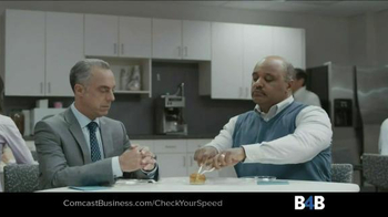 Comcast Business TV Spot, 'Ten Second Test' - Thumbnail 6
