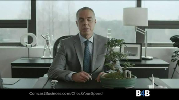 Comcast Business TV Spot, 'Ten Second Test' - Thumbnail 8