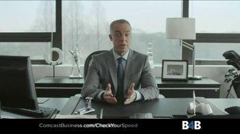 Comcast Business TV Spot, 'Ten Second Test'