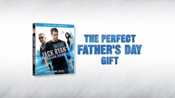 Jack Ryan: Shadow Recruit Blu-Ray & DVD & Digital HD TV Spot - 689 commercial airings
