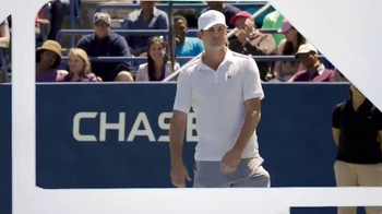 Chase Mobile App TV Spot, 'Oh, Come On!' Feat. John McEnroe, Andy Roddick - Thumbnail 9