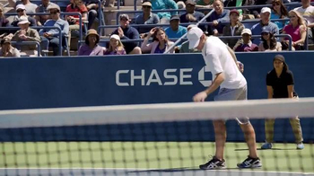 Chase Mobile App TV Spot, 'Oh, Come On!' Feat. John McEnroe, Andy Roddick - Thumbnail 2