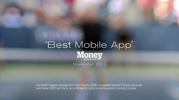 Chase Mobile App TV Spot, 'Oh, Come On!' Feat. John McEnroe, Andy Roddick - Thumbnail 8