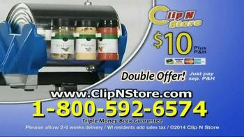 Clip N Store TV Spot - Thumbnail 10