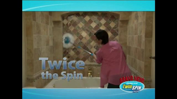 Hurricane Twin Spin Mop TV Spot - Thumbnail 2