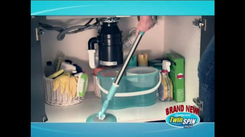Hurricane Twin Spin Mop TV Spot - Thumbnail 3