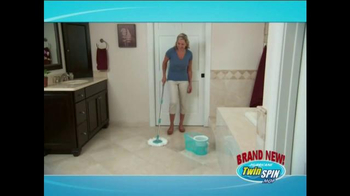 Hurricane Twin Spin Mop TV Spot - Thumbnail 5