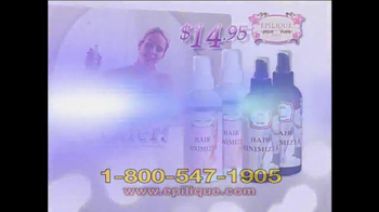 Epilique Hair Minimizer TV Spot - Thumbnail 10