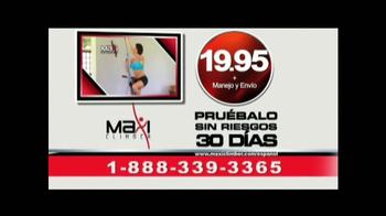 MaxiClimber TV Spot [Spanish] - Thumbnail 9