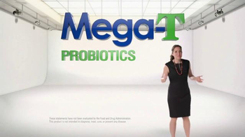 Mega-T Probiotics TV Spot - Thumbnail 4
