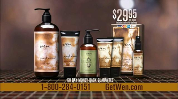 Wen Hair Care By Chaz Dean TV Spot, Featuring Candice Accola - Thumbnail 10