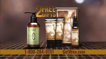 Wen Hair Care By Chaz Dean TV Spot, Featuring Candice Accola - Thumbnail 8