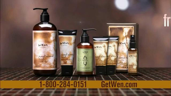 Wen Hair Care By Chaz Dean TV Spot, Featuring Candice Accola - Thumbnail 9