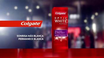 Colgate Optic White Platinum TV Spot Con Leslie Grace [Spanish] - Thumbnail 9