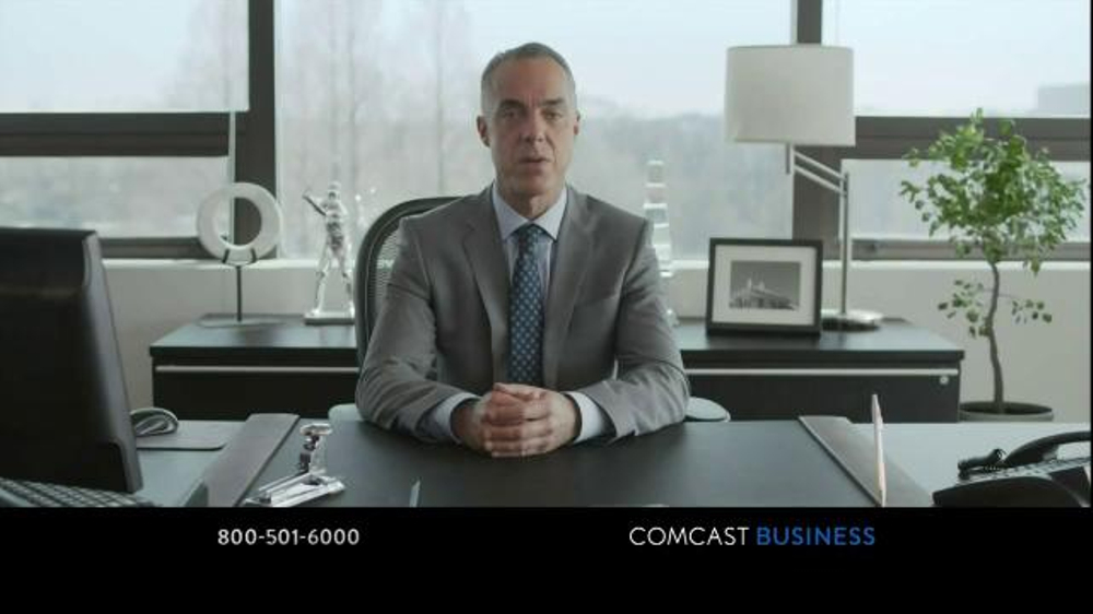 Comcast Business TV Commercial, 'Always Choose the Fastest'