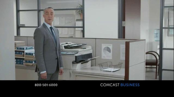 Comcast Business TV Spot, 'Always Choose the Fastest' - Thumbnail 2