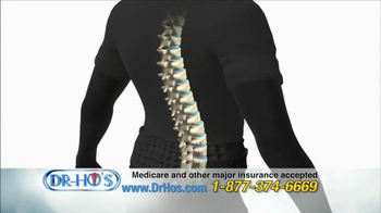 DR-HO's Back Relief Belt TV Spot, 'Back Pain Relief' - Thumbnail 5