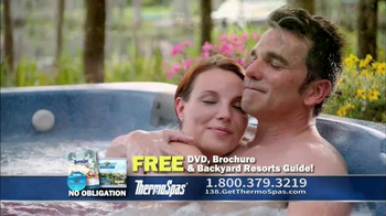 ThermoSpas Home Spa TV Spot, 'Relax' - Thumbnail 3
